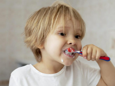 Why Teeth Cleanings Are Important For Kids